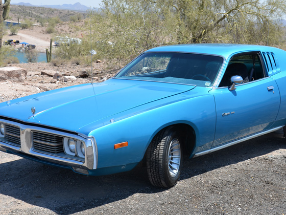 1974 Dodge Charger Photoshoot